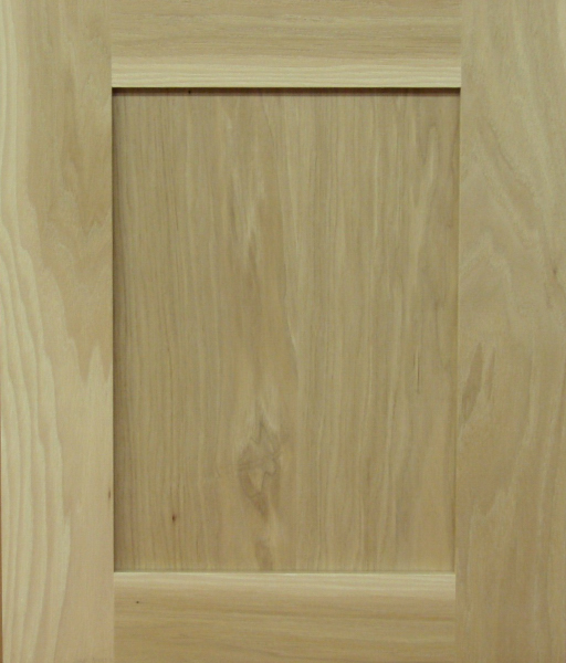 Mission Solid Hickory Natural Eagle Cabinets