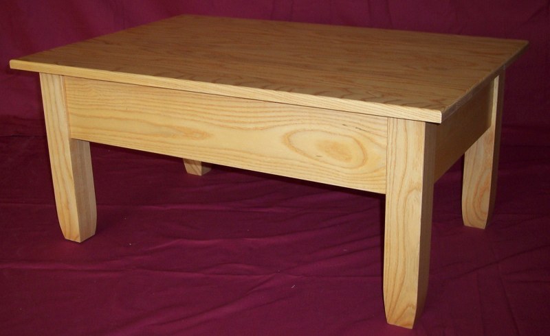 Solid Ash Coffee Table Eagle Cabinets